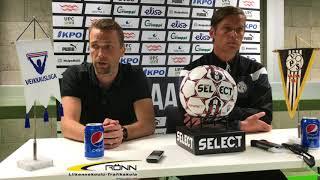 Liikennekoulu Rönn -pressi: VPS-KuPS