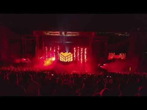 UNRELEASED - Deadmau5 Live Red Rocks 2017 Monophobia / A Seed