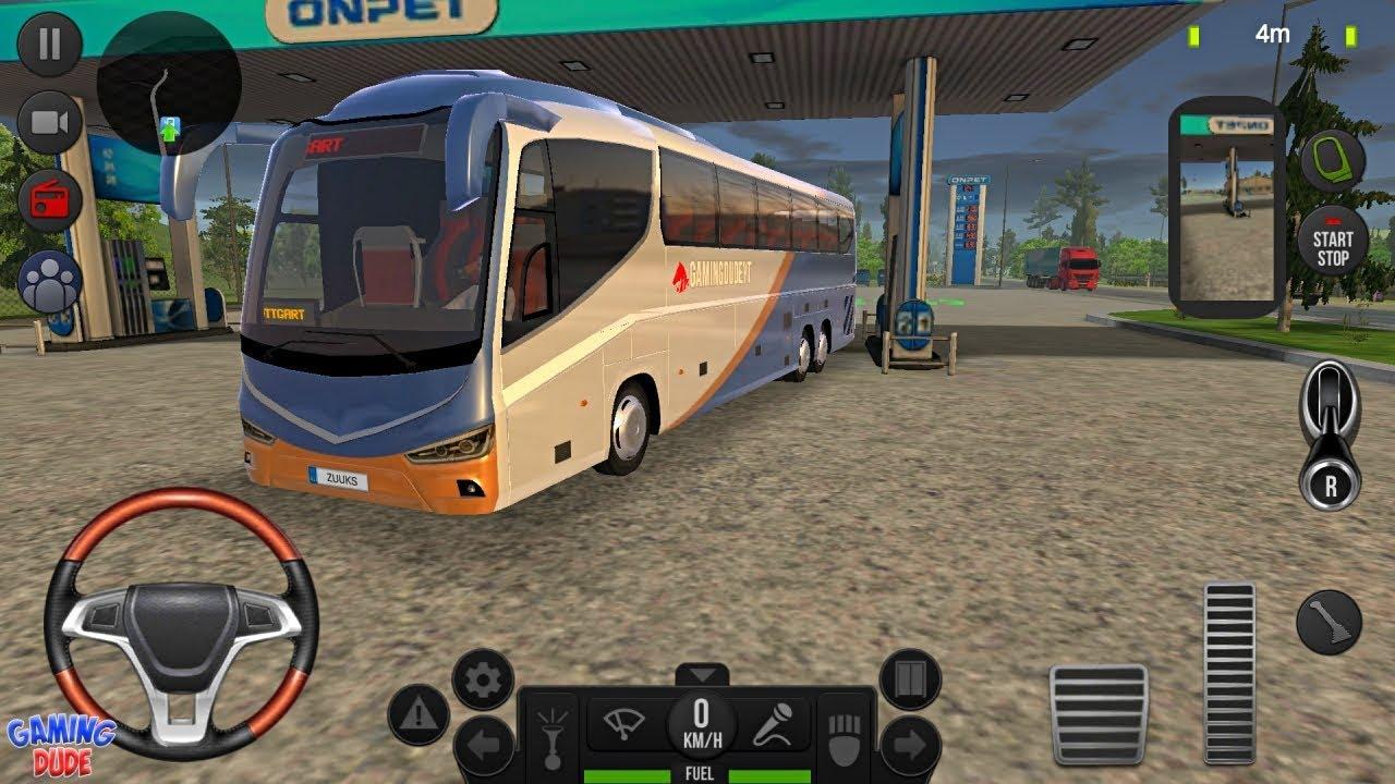Bus Simulator Games