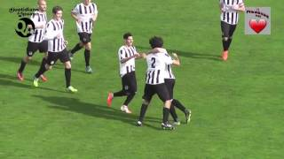 Massese-Grosseto 4-0 Serie D Girone E