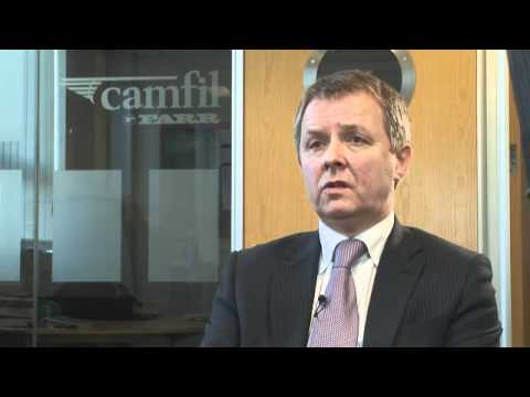 William Dyer Electrical Contractors  - Electrical Energy Efficiency Case Study: Camfil Farr