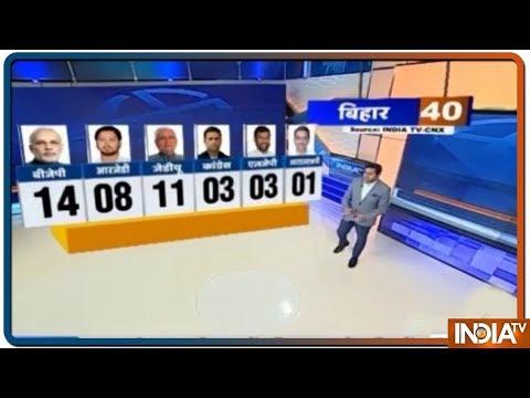 टिकट बटवारे के बाद किस पार्टी की ओर बह रही है चुनावी हवा | IndiaTV-CNX Opinion Poll
