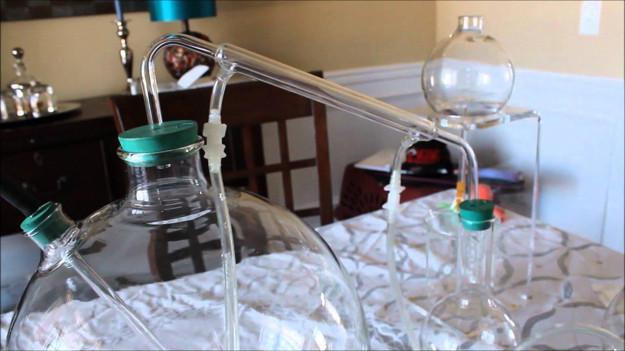20 Liter Distillation System