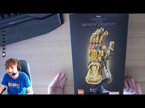 VOD - Terracid // LEGO Gant de Thanos - Marvel