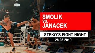 Steko's Fight Club 28.03.2019 Mixed Munich Arts - Michael Smolik vs. Mihal Janacek