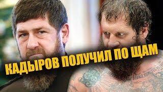 Кадыров vs Емельяненко. Почему Кадыров уехал в ОАЭ?