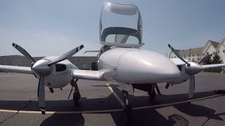 An Introduction to the Amazing  DA42🛩🛩👍👍