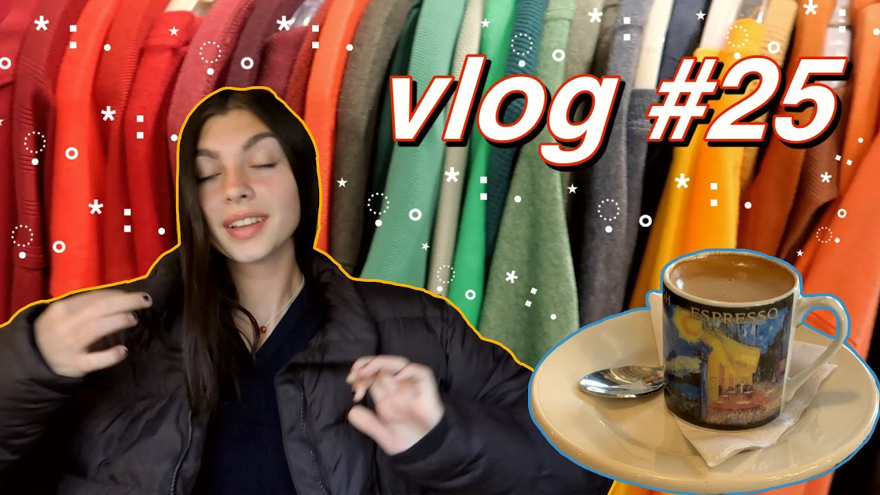 thrifting, target, friends, and breakfast. (vlog #25)