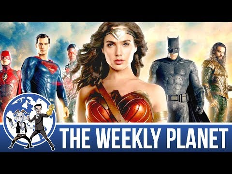 Justice League - The Weekly Planet Podcast