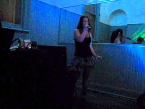 Ain't It Funny - Kiama Karaoke - Sienna Mayfair