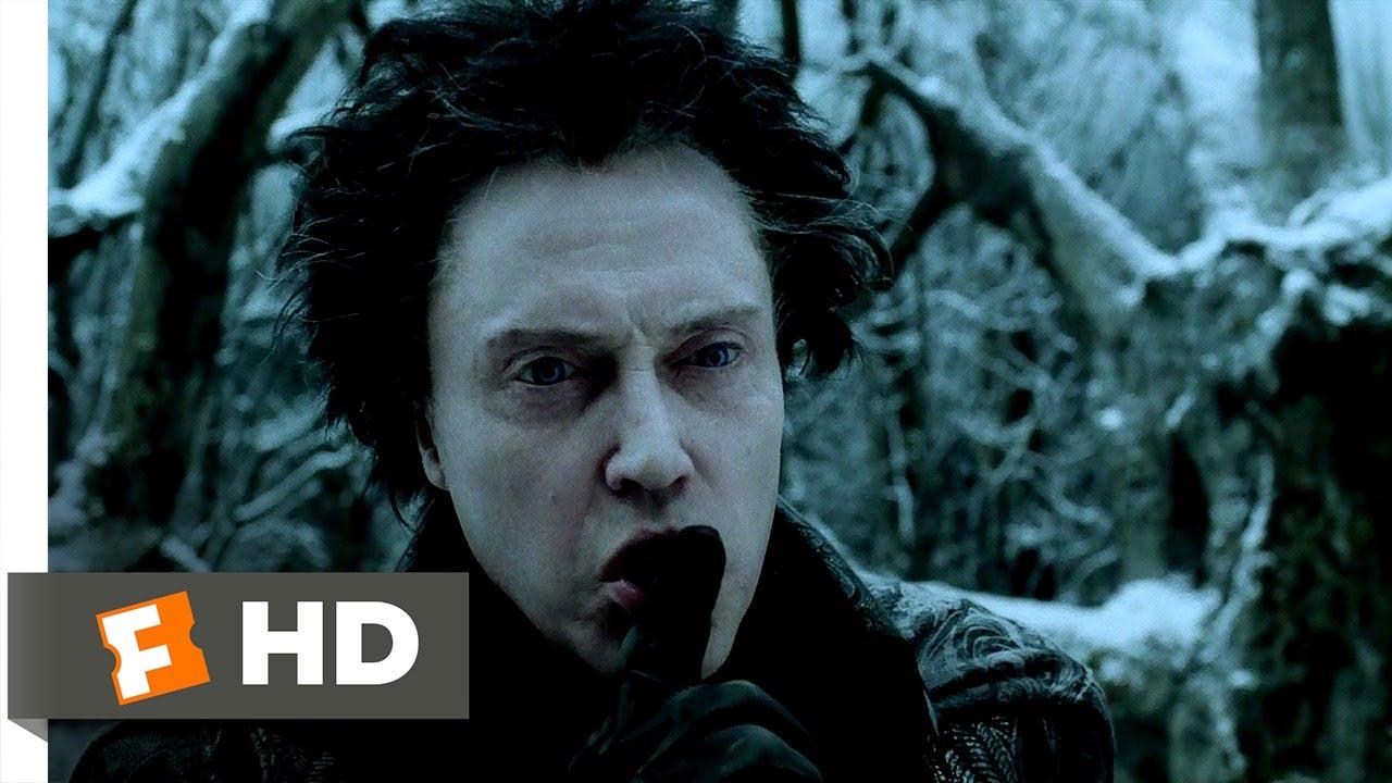 Download Sleepy Hollow (1/10) Movie CLIP - Death of the Hessian Horseman (1999) HD