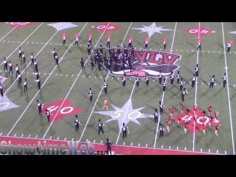 "UNLV ""Star of Nevada"" Marching Band 2016"