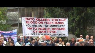 Народ Черногории против НАТО