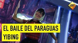 El baile del Paraguas Chino - Yibing [El Hormiguero]