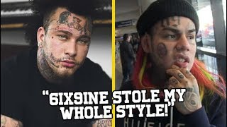 Stitches Says 6IX9INE Stole His Whole Style!