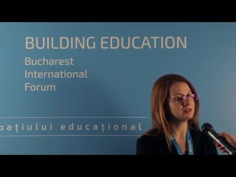 Building Education Bucharest 2016: Ligia Deca, Consilier Prezidențial pe Educație