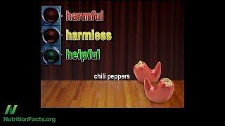 Jsou pro vás chilli papričky dobré?