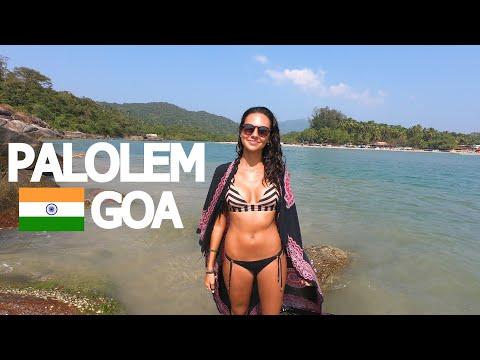 MOST BEAUTIFUL IN GOA 🇮🇳 PALOLEM (INDIA)