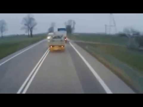Подборка страшных аварий