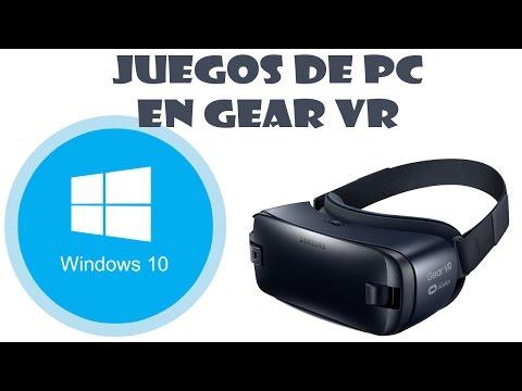 Tutorial Usar el Samsung Gear VR con Tus Juegos de PC