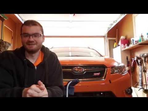PhilXV Supercharged Subaru Crosstrek Build
