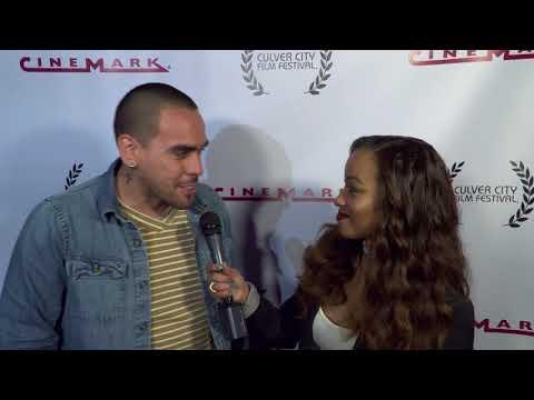 "Mario ""Hope"" Gonzalez at Culver City Film Festival"