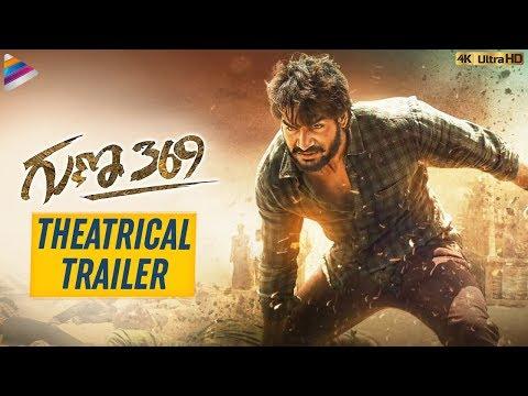 Guna 369 Theatrical TRAILER 4K   Karthikeya   Anagha   2019 Latest Telugu Movie Trailers