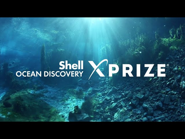 Shell Ocean Discovery XPRIZE Winners Announced for Autonomous and