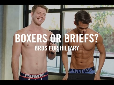 Boxers or Briefs: Industry Insiders from YouTube · Duration:  2 minutes 29 seconds