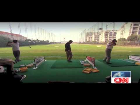 CNN Living Golf - China Golf Documentary