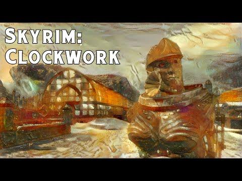 Clockwork (Clockwork Castle) at Skyrim Nexus - mods and community