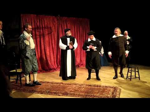 Anne Boleyn by Howard Brenton played by the Rondo Theatre Company