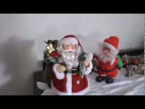 Papai Noel com Arthur