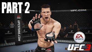 ΤΟ ΠΙΟ ΓΡΗΓΟΡO KNOCK OUT ΣΤΟ UFC !!!   UFC 3 EA SPORTS #2