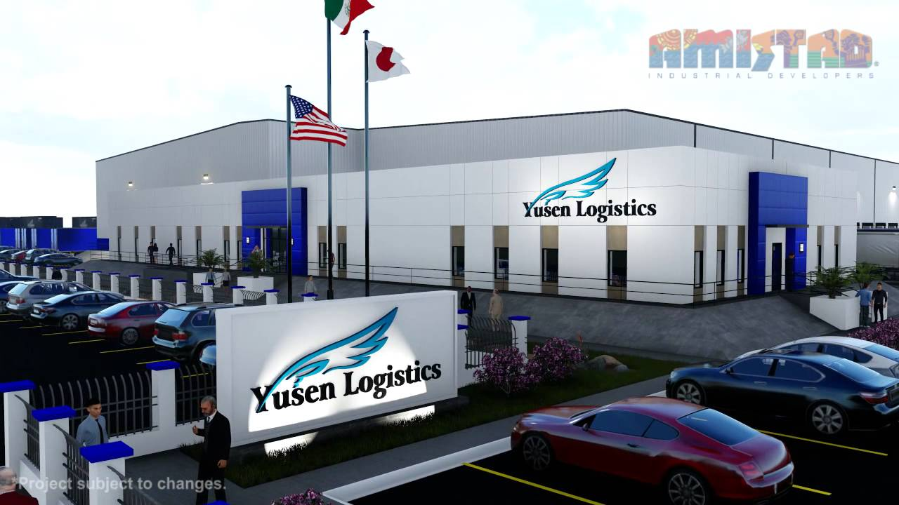 Yusen Logistics to Host Grand Opening of Logistics Center in