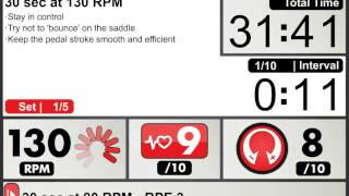Spinning - indoor cycling workouts for free - full version
