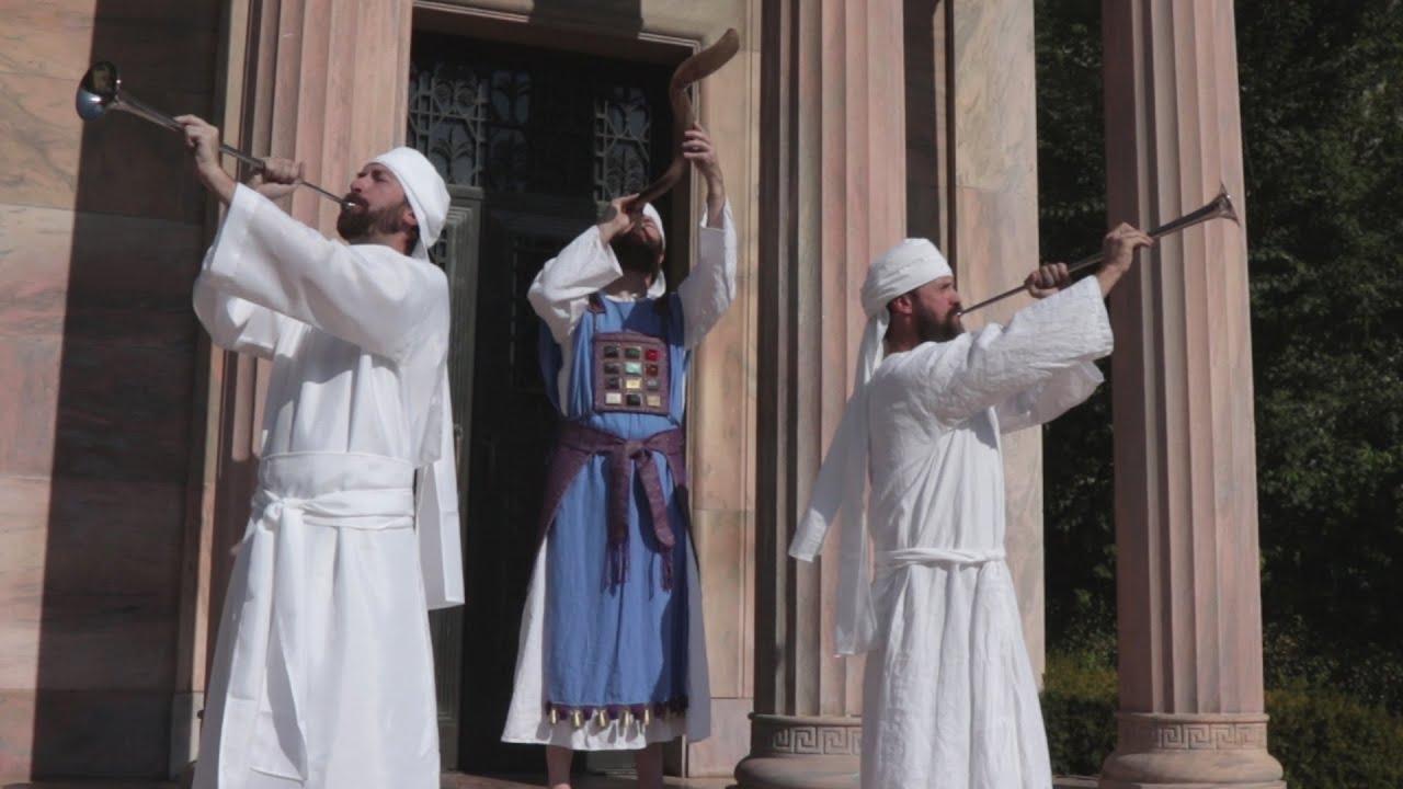 Understanding Feast of Trumpets or Rosh Hashanah