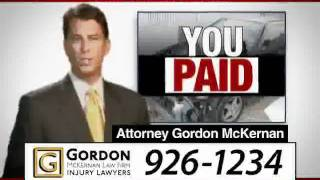 Baton Rouge Car Wreck Lawyer - GORDON MCKERNAN | Trucking Accident Attorney