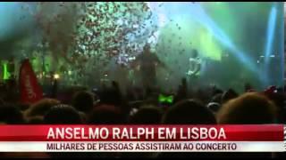 """Anselmo Ralph - """"A Dor do Cupido"""" Ao Vivo (Reportagem)"""