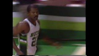 Ricky Pierce (36pts) vs. Sonics (1989, 5OTs)