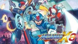 Megaman X8 (PC) Part 1