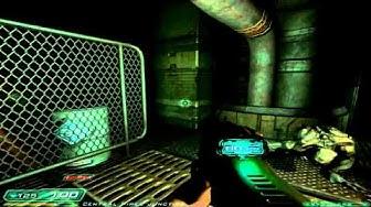 Doom 3 #12 Kierrätyskeskus kakkone