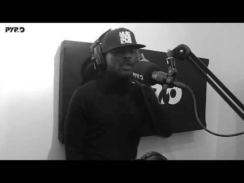 Funsta MC's #BarRAGE Power Hour - PyroRadio - (08/03/2018)