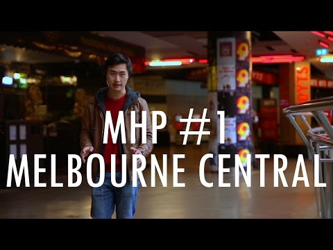 The History of Melbourne Central