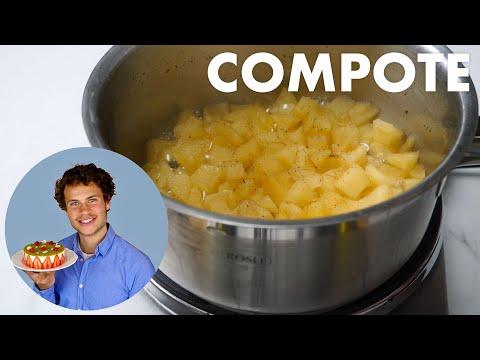 recette-de-la-compote-de-pomme