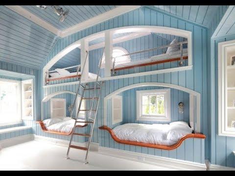 Desain Kamar Tidur Remaja Unik Dan Keren - YouTube