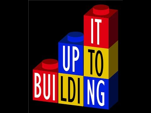 Building Up To It - LEGO Podcast - Episode 43