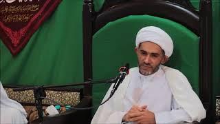 الشيخ علي مال الله - متى يصح صيام المستحب لمن عليه قضاء صيام شهر رمضان