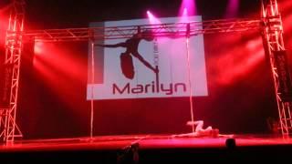Baixar Camila Pereira - Muestra Marilyn Poledance