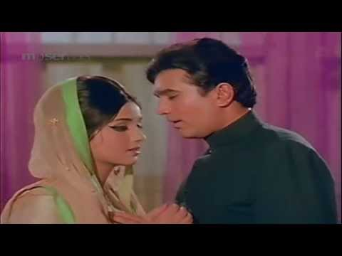 Ye Jo Chilman Hai HD With Lyrics - Rajesh Khanna & Leena Chandavarkar